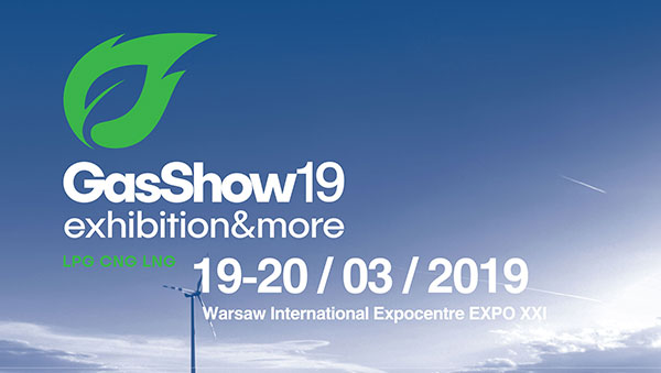 Global Gas invites you to GasShow 2019