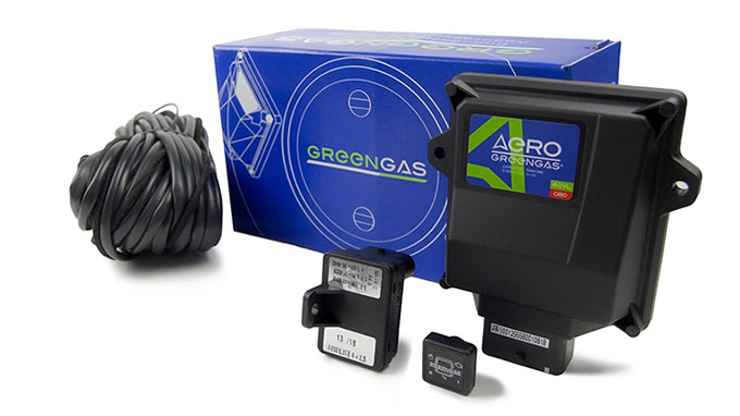 Control units GREENGAS AERO